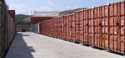storage container units
